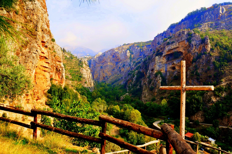 Saint Elisha Monastery, Qannoubine valley ...