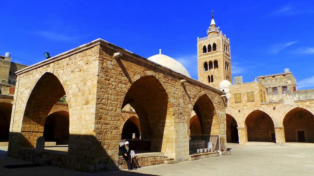 Grand mosque Tripoli