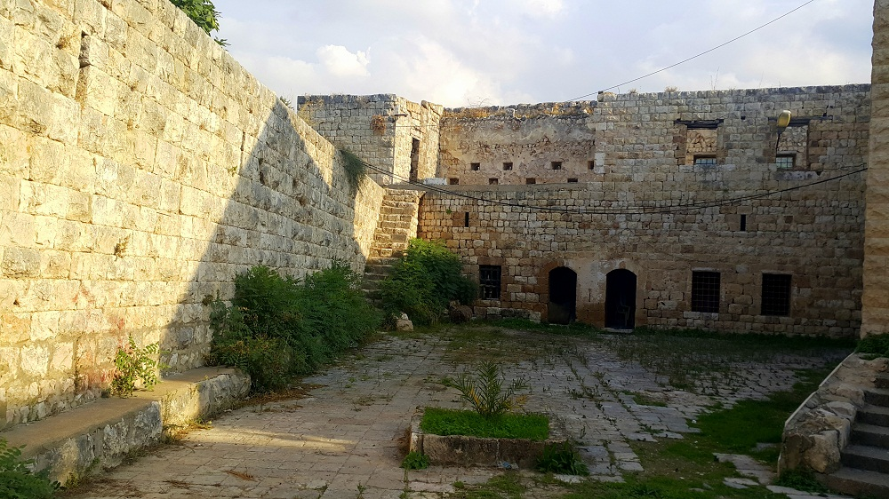 Barbar agha citadel