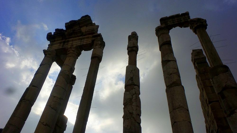 Faqra temple