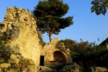 Saint Barbara church barghoun