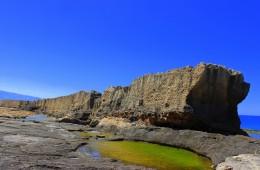 Batroun phoenician wall