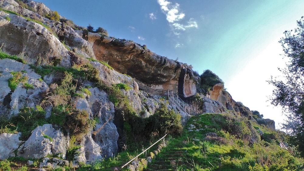 saint marina grotto kalamoun