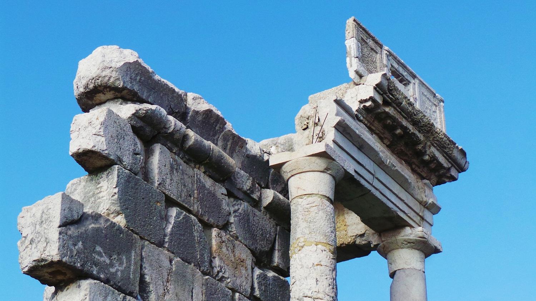 Mashnaqa Roman Temple