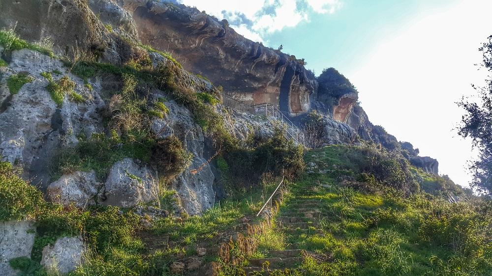 saint marina cave kalamoun