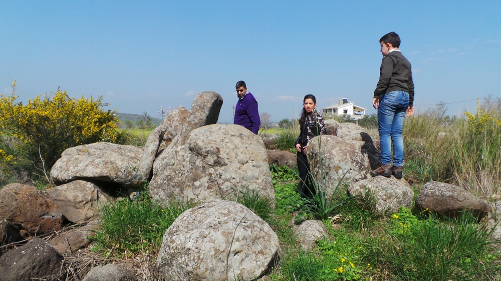 megalithic tombs, menjez