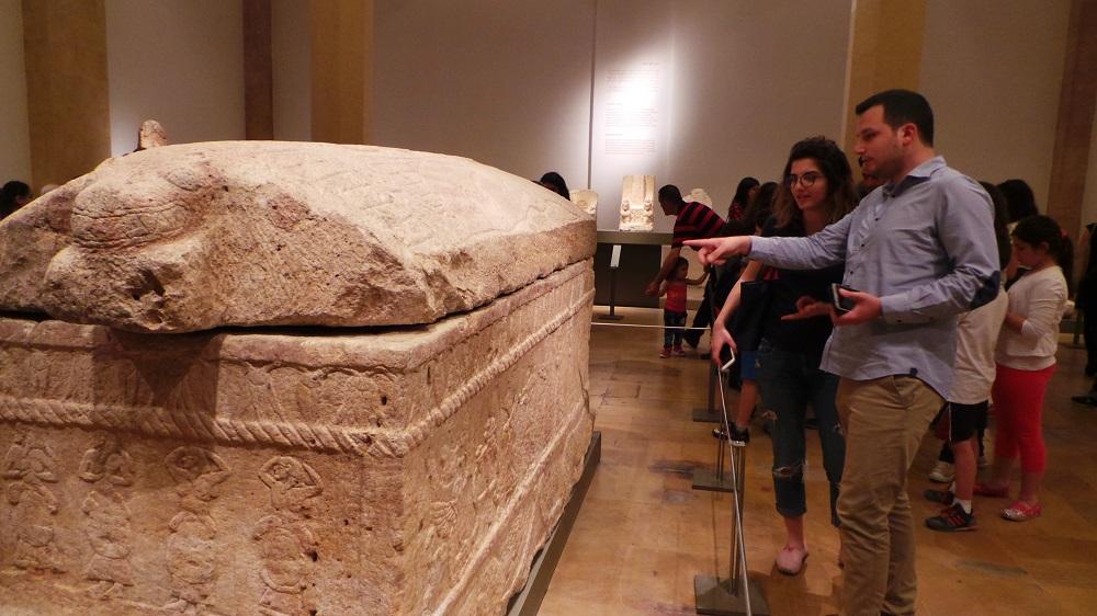 ahiram sarcophagus