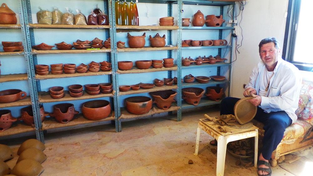 assia pottery