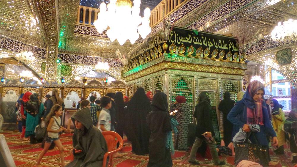 sitt Khawla shrine, baalbeck