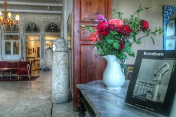 palmyra hotel,Baalbeck