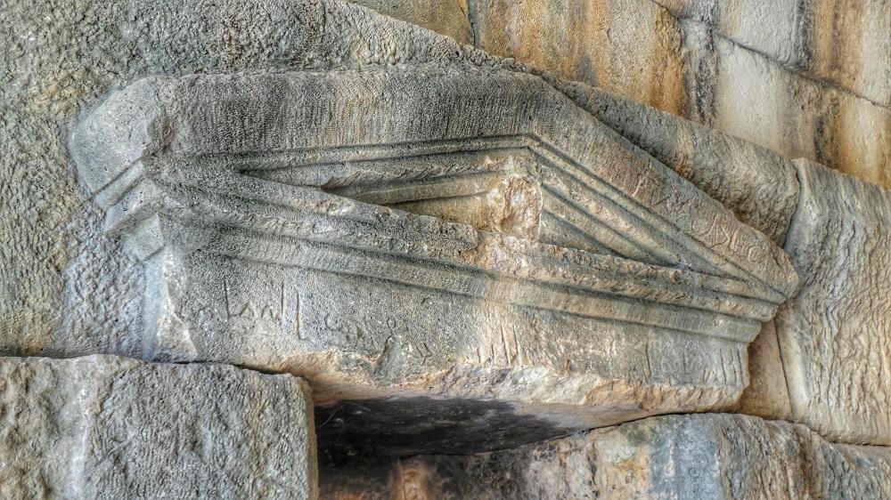 temnin el fawqa temple