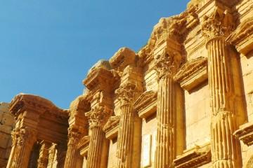 bacchus temple lebanon