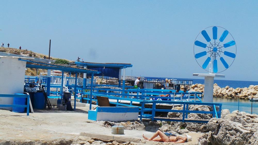 Tahet El Rih Beach Anfeh Lebanonuntravelled Com
