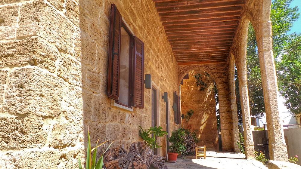 O Fleur de Sel Guesthouse, Anfeh - LebanonUntravelled.com