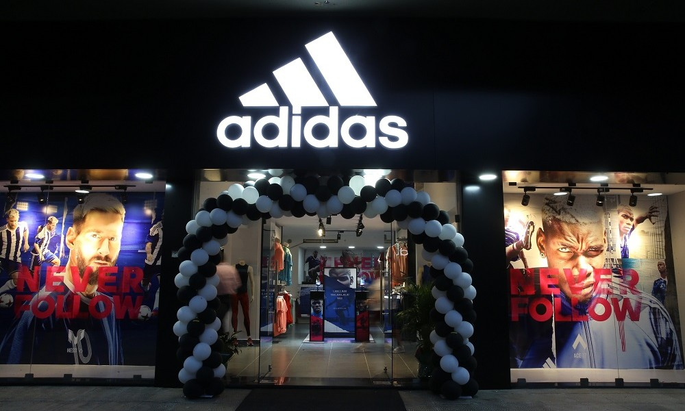 Mexico Descifrar Arreglo  Adidas lands in Tripoli – LebanonUntravelled.com