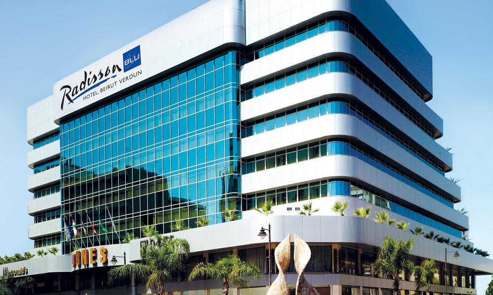 Radisson Blu Opens New Hotel In Beirut